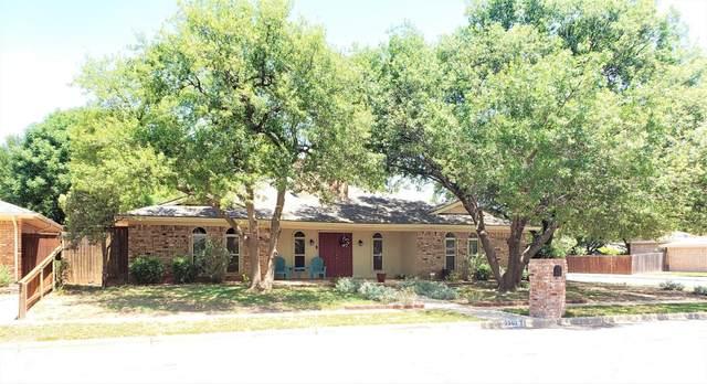5502 79th Street, Lubbock, TX 79424 (MLS #202005727) :: The Lindsey Bartley Team