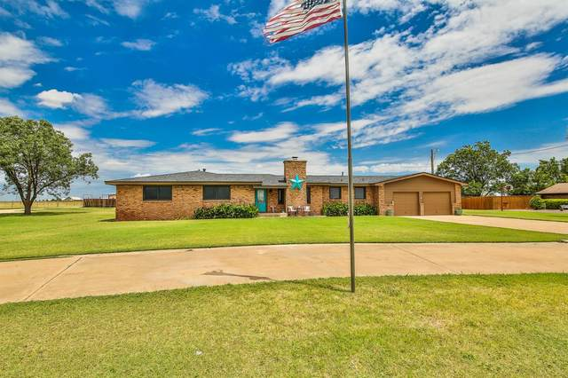 9802 N County Road 3300, Idalou, TX 79329 (MLS #202007399) :: Stacey Rogers Real Estate Group at Keller Williams Realty