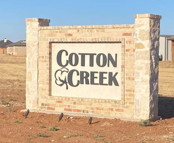726 Cotton Creek Farms, New Home, TX 79373 (MLS #202011055) :: McDougal Realtors