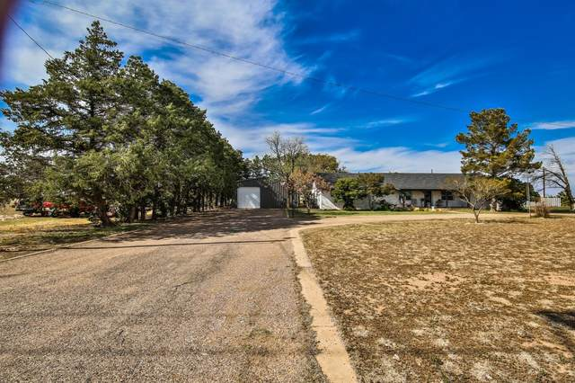14023 E Farm Road 40, Lorenzo, TX 79343 (MLS #202101030) :: Stacey Rogers Real Estate Group at Keller Williams Realty