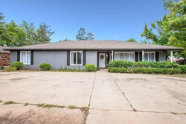 3405 78th Drive, Lubbock, TX 79423 (MLS #202105070) :: Better Homes and Gardens Real Estate Blu Realty