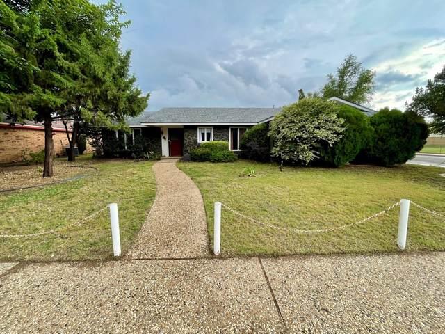 8502 Kenosha Drive, Lubbock, TX 79423 (MLS #202107136) :: Reside in Lubbock   Keller Williams Realty
