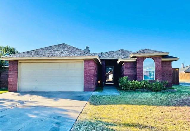 1921 77th Place, Lubbock, TX 79423 (MLS #202110399) :: Better Homes and Gardens Real Estate Blu Realty