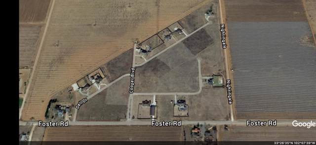 3898 Cooper Boulevard, Ropesville, TX 79358 (MLS #201901203) :: Lyons Realty