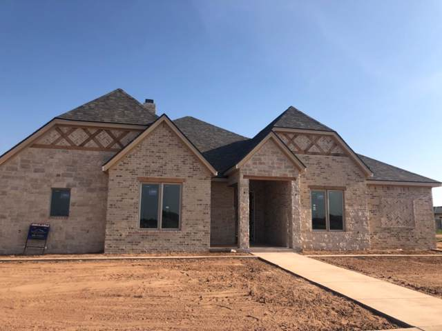 3707 117th Street, Lubbock, TX 79423 (MLS #201903994) :: Stacey Rogers Real Estate Group at Keller Williams Realty
