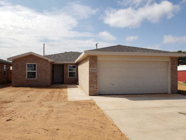 3512 E 14th Street, Lubbock, TX 79403 (MLS #201905494) :: Stacey Rogers Real Estate Group at Keller Williams Realty