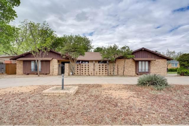 4002 Flint Avenue, Lubbock, TX 79413 (MLS #202104157) :: Better Homes and Gardens Real Estate Blu Realty