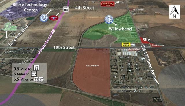 1702 Inler Avenue, Lubbock, TX 79407 (MLS #201400766) :: Lyons Realty