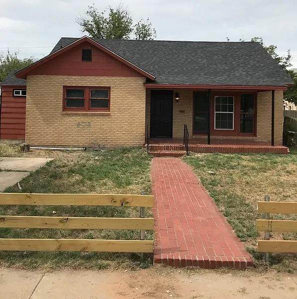 1902 22nd Street, Lubbock, TX 79411 (MLS #202105697) :: Better Homes and Gardens Real Estate Blu Realty