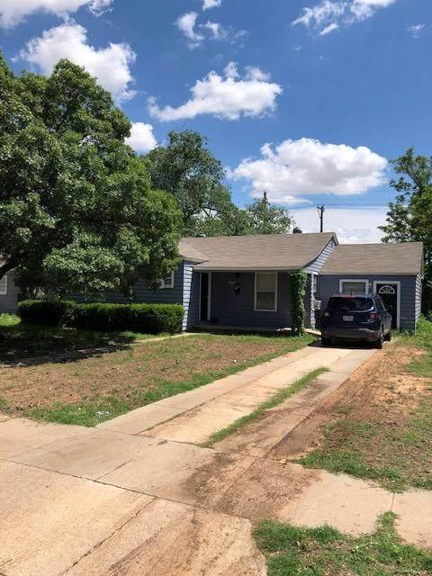 2309 35th Street, Lubbock, TX 79412 (MLS #202105682) :: Duncan Realty Group