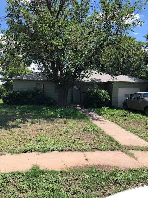 2311 35th Street, Lubbock, TX 79412 (MLS #202105683) :: Duncan Realty Group