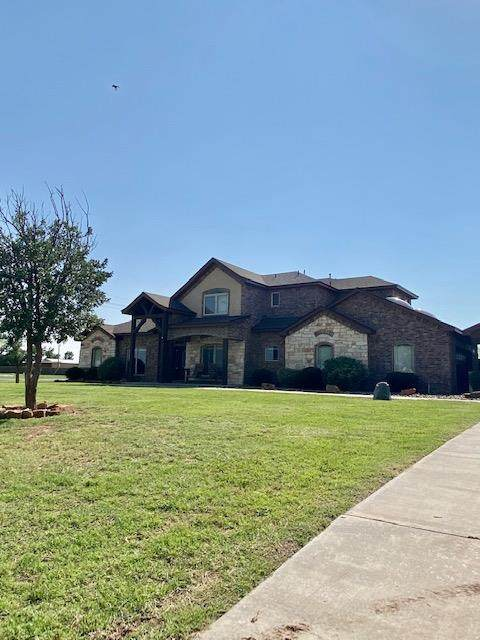 16012-16012 S County Road 2140, Lubbock, TX 79423 (MLS #202105612) :: Better Homes and Gardens Real Estate Blu Realty