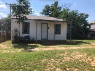 309 N Ave I, Post, TX 79356 (MLS #202105797) :: Stacey Rogers Real Estate Group at Keller Williams Realty