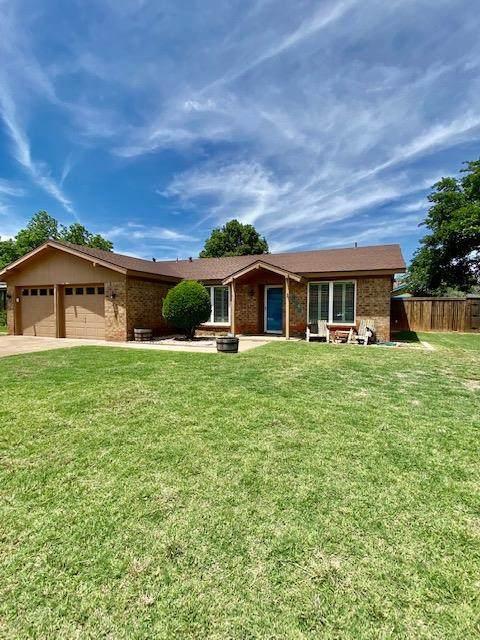 3304 88th Street, Lubbock, TX 79423 (MLS #202105613) :: Duncan Realty Group