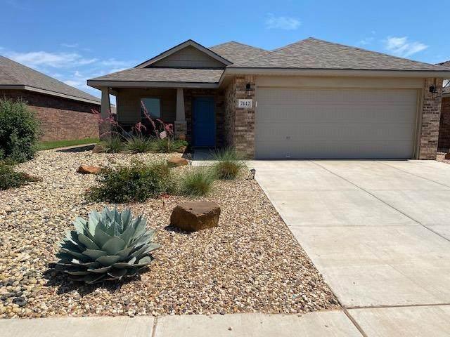 7442 103rd Street, Lubbock, TX 79424 (MLS #202105990) :: Duncan Realty Group