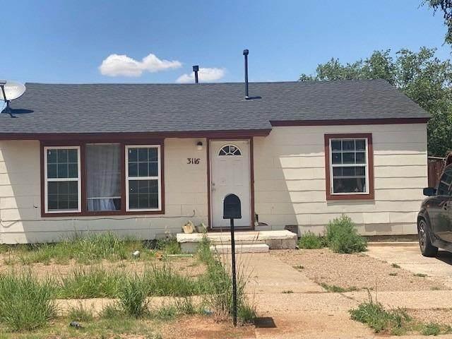 3116 Duke Street, Lubbock, TX 79415 (MLS #202106106) :: Stacey Rogers Real Estate Group at Keller Williams Realty