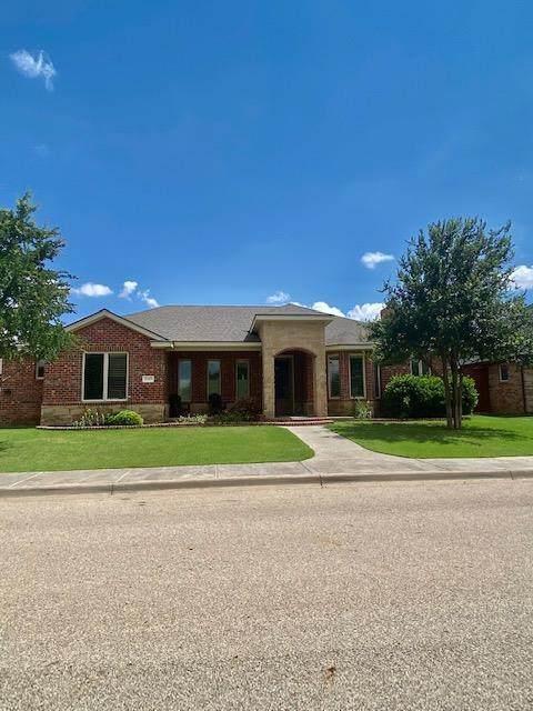 4107 124th Street, Lubbock, TX 79423 (MLS #202106142) :: The Lindsey Bartley Team