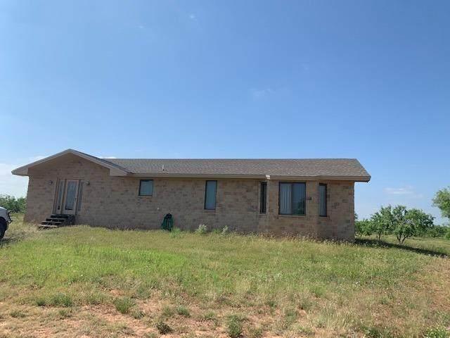 715 Fagan, Justiceburg, TX  (MLS #202106597) :: Lyons Realty
