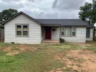 309 E Fifth Street, Sundown, TX 79372 (MLS #202106605) :: Better Homes and Gardens Real Estate Blu Realty