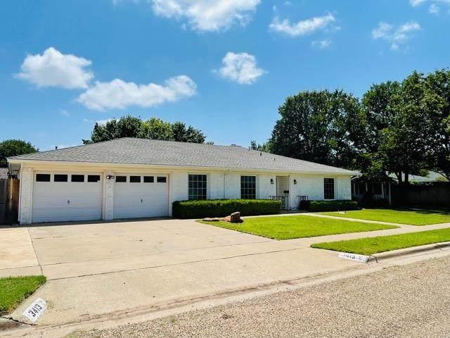 3413 74th Street, Lubbock, TX 79423 (MLS #202107522) :: Reside in Lubbock | Keller Williams Realty