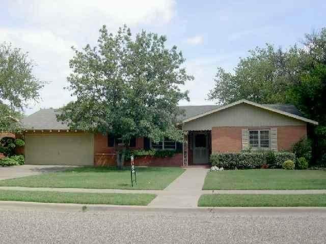2312 33rd Street, Lubbock, TX 79411 (MLS #202107660) :: Duncan Realty Group