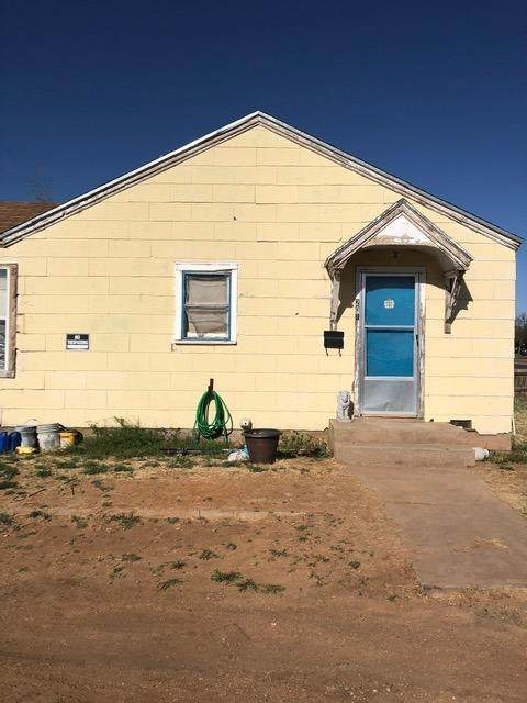 201 S Ave R, Post, TX 79356 (MLS #202108081) :: Duncan Realty Group