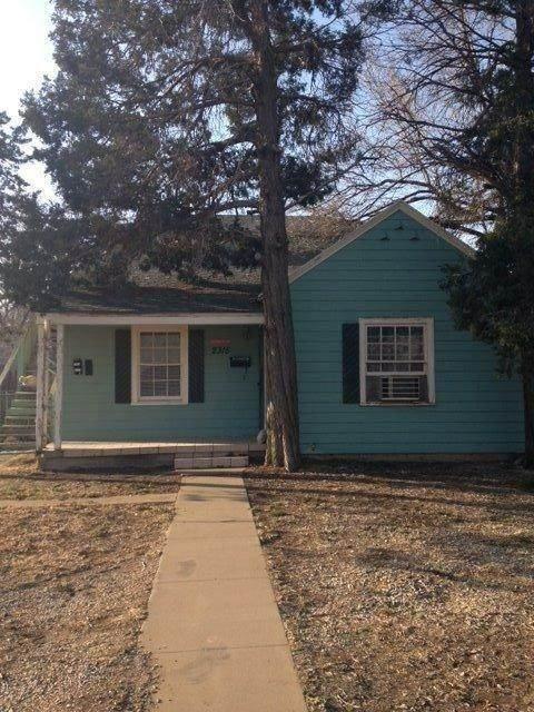 2315 25th Street, Lubbock, TX 79411 (MLS #202108858) :: Lyons Realty