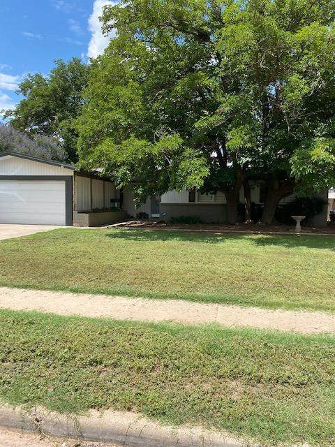 4604 31st Street, Lubbock, TX 79410 (MLS #202109092) :: Stacey Rogers Real Estate Group at Keller Williams Realty
