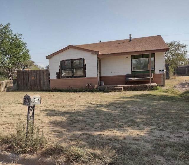 7319 24th Street, Lubbock, TX 79407 (MLS #202109169) :: Rafter Cross Realty