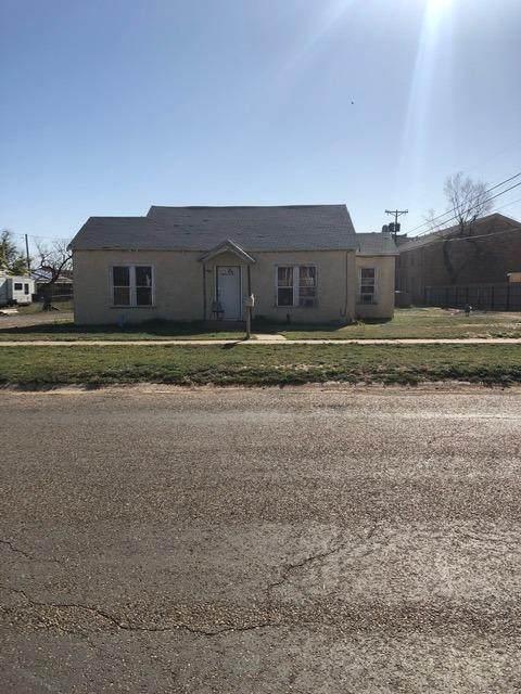 110 N Ave N, Post, TX 79356 (MLS #202109434) :: Duncan Realty Group