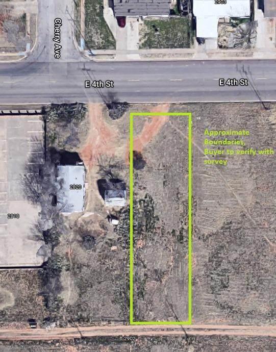 2902 E 4th Street, Lubbock, TX 79403 (MLS #202110463) :: Scott Toman Team