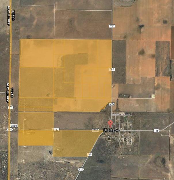 0 Farm Road 595, Near Bledsoe, TX 79364 (MLS #201803493) :: Lyons Realty
