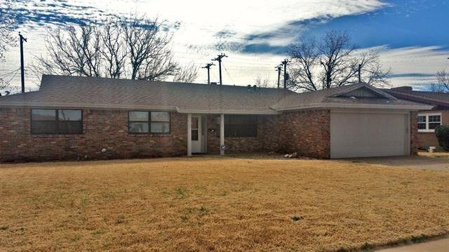4719 27th Street, Lubbock, TX 79410 (MLS #201803734) :: Lyons Realty