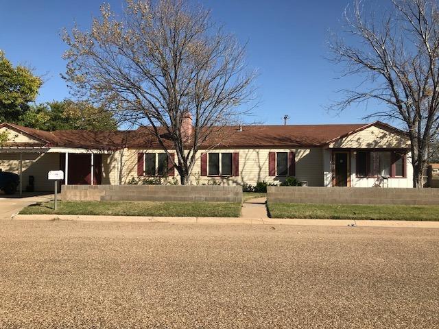 850 S 16th Street, Slaton, TX 79364 (MLS #201809808) :: McDougal Realtors