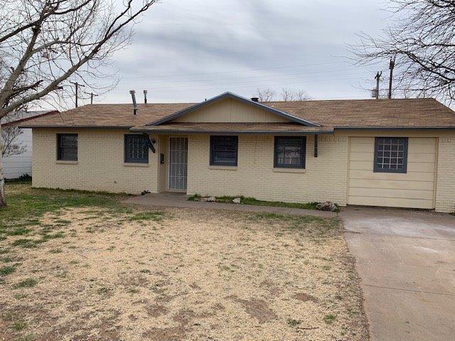 1613 68th Street, Lubbock, TX 79412 (MLS #201901449) :: Lyons Realty