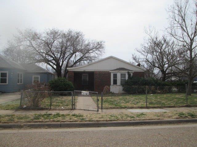 1311 24th Street, Lubbock, TX 79411 (MLS #201901489) :: Reside in Lubbock | Keller Williams Realty