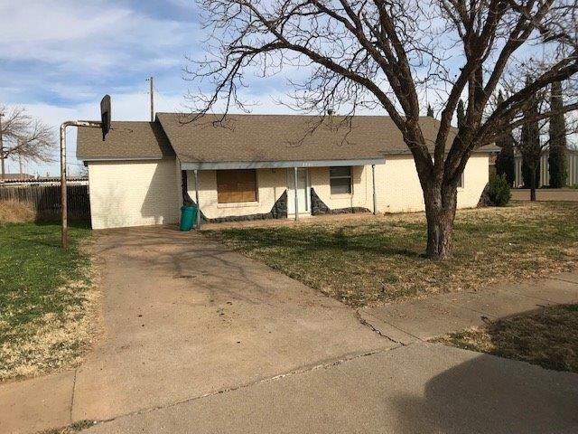 2501 NE Hartford, Lamesa, TX 79331 (MLS #201901722) :: Reside in Lubbock   Keller Williams Realty