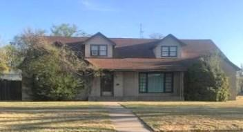 1500 W 9th Street, Plainview, TX 79072 (MLS #201903309) :: McDougal Realtors