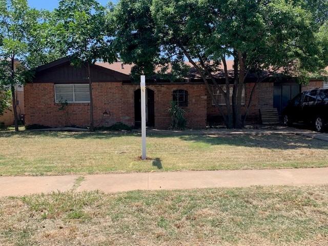 5423 47th Street, Lubbock, TX 79414 (MLS #201905733) :: Blu Realty