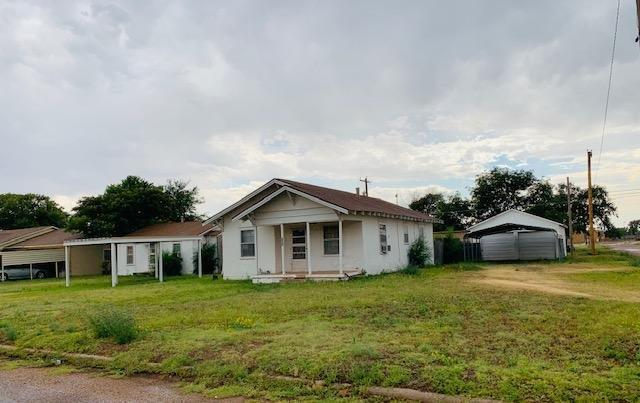 501 Main Street, Idalou, TX 79329 (MLS #201906336) :: Blu Realty