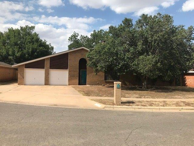 5728 72nd Street, Lubbock, TX 79424 (MLS #201907238) :: Lyons Realty