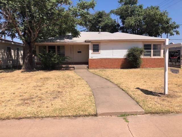 3802 25th Street, Lubbock, TX 79410 (MLS #201907664) :: Lyons Realty