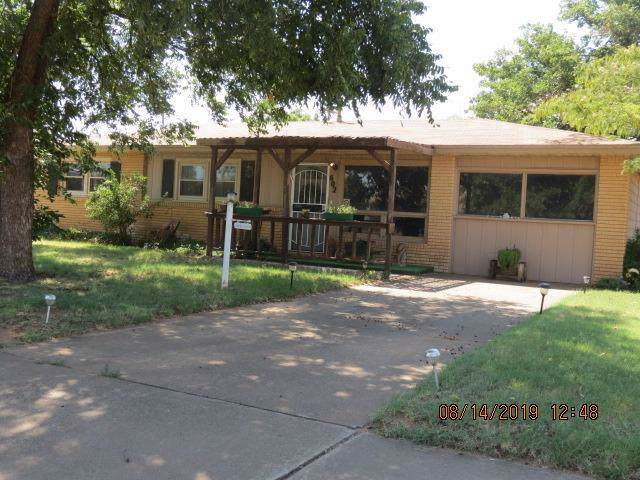 602 E Ripley Street, Brownfield, TX 79316 (MLS #201907696) :: Stacey Rogers Real Estate Group at Keller Williams Realty