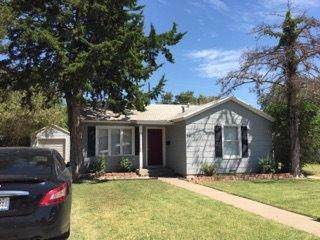 3110 29th Street, Lubbock, TX 79410 (MLS #201908026) :: Stacey Rogers Real Estate Group at Keller Williams Realty