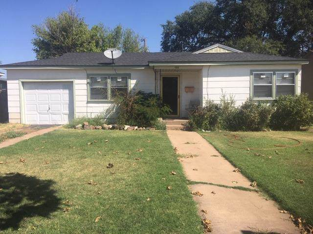 522 52nd Street, Lubbock, TX 79404 (MLS #201908105) :: The Lindsey Bartley Team
