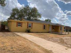 1105 E Geneva Street, Slaton, TX 79364 (MLS #201908268) :: The Lindsey Bartley Team
