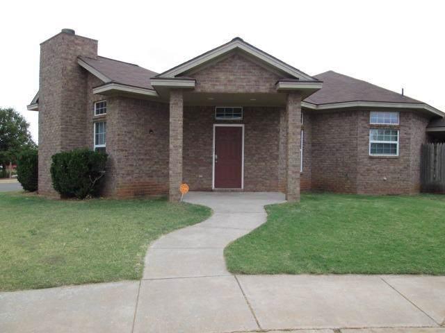 1901 75th Street, Lubbock, TX 79423 (MLS #201908658) :: McDougal Realtors