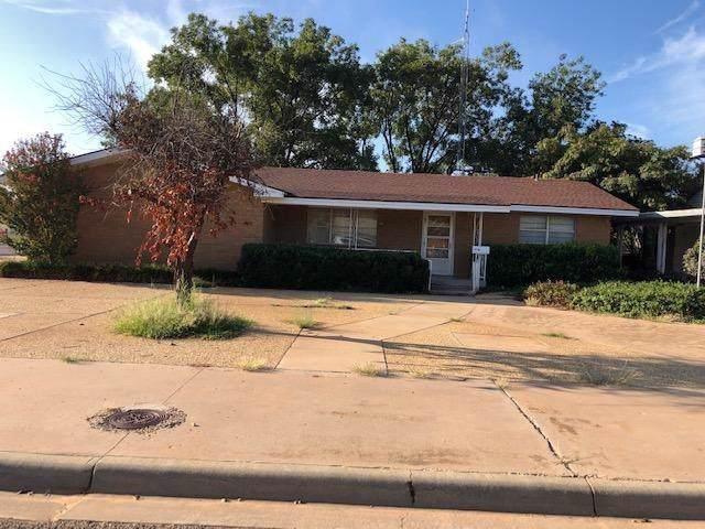 914 E Oak Street, Brownfield, TX 79316 (MLS #201908691) :: Lyons Realty