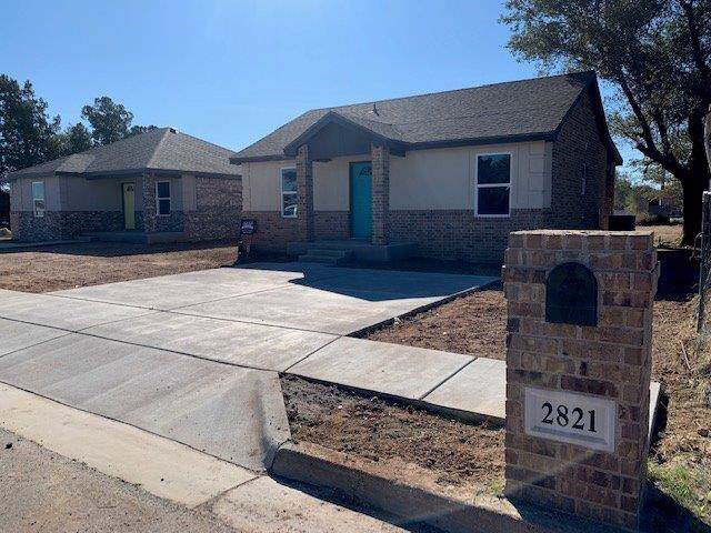 2821 Fordham Street, Lubbock, TX 79415 (MLS #201909696) :: The Lindsey Bartley Team