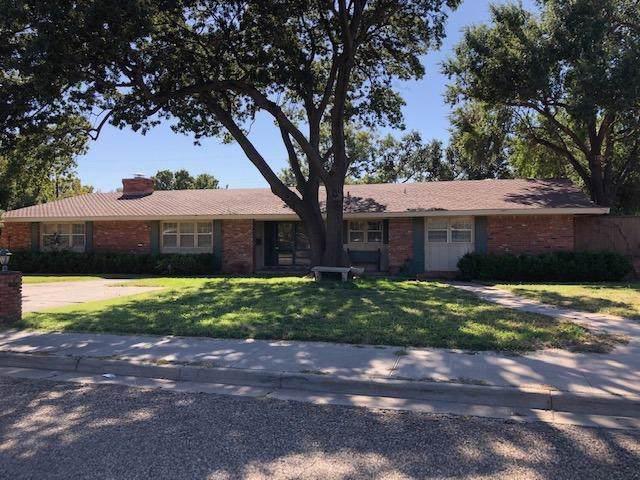 3201 43rd Street, Lubbock, TX 79413 (MLS #201909704) :: The Lindsey Bartley Team